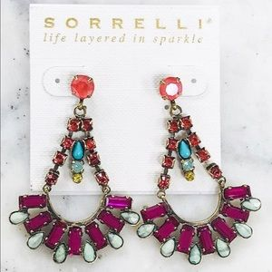 Sorrelli Bright Fan Earring, NWT Boutique